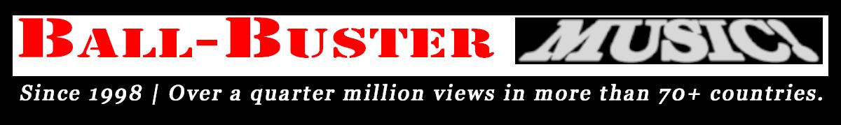 BallBuster Music Logo