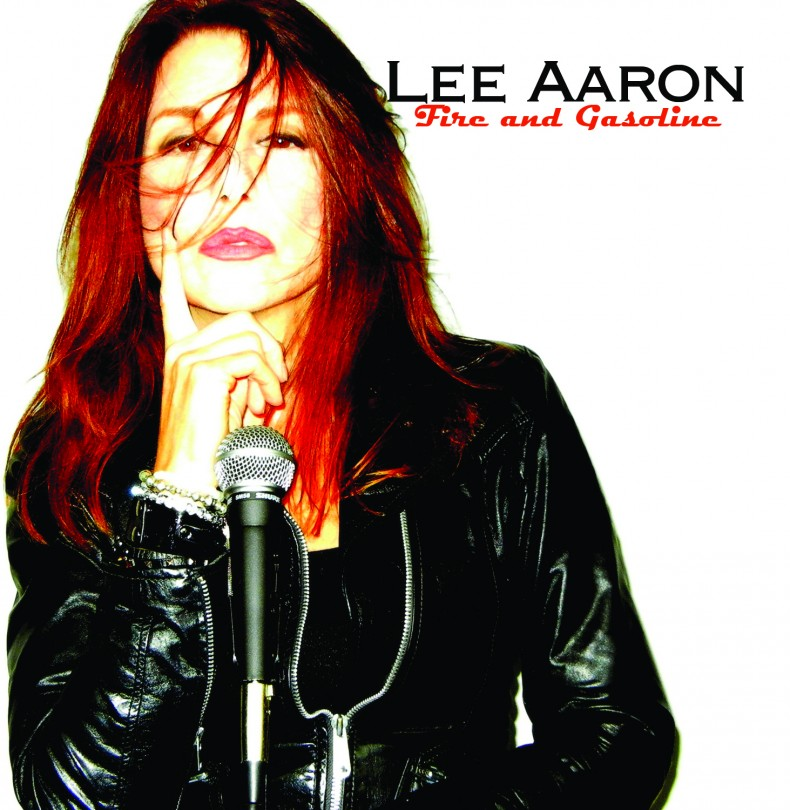 Lee Aaron Fire and Gasoline Album