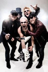 Scorpions Return