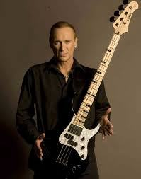 Billy Sheehan with guitar