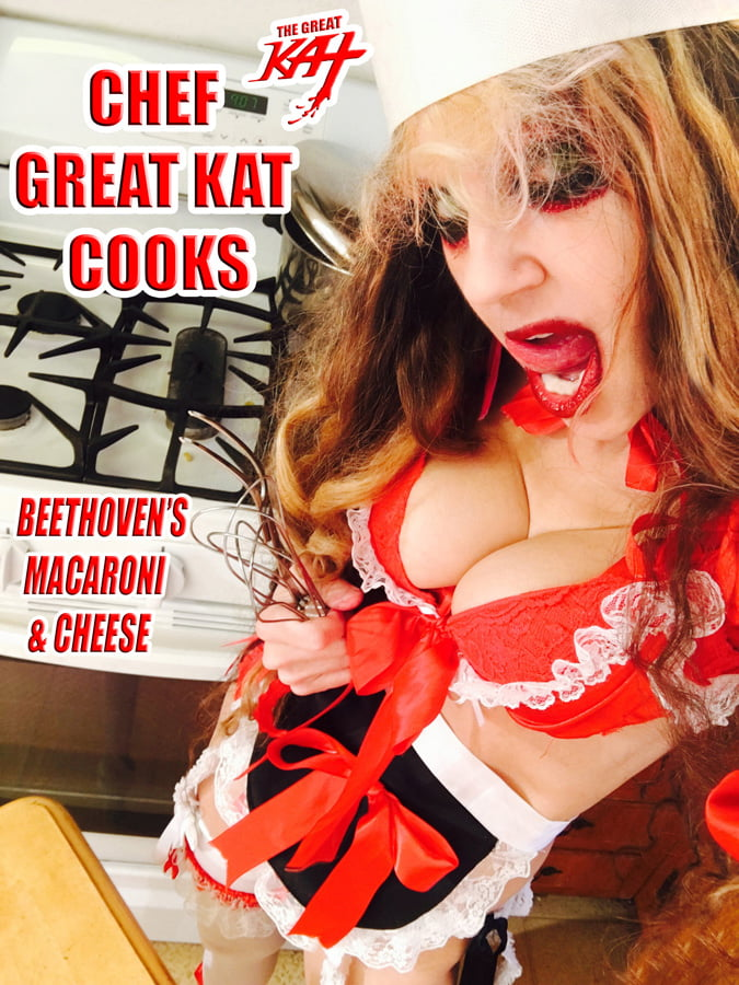 The Great Kat Cooks!