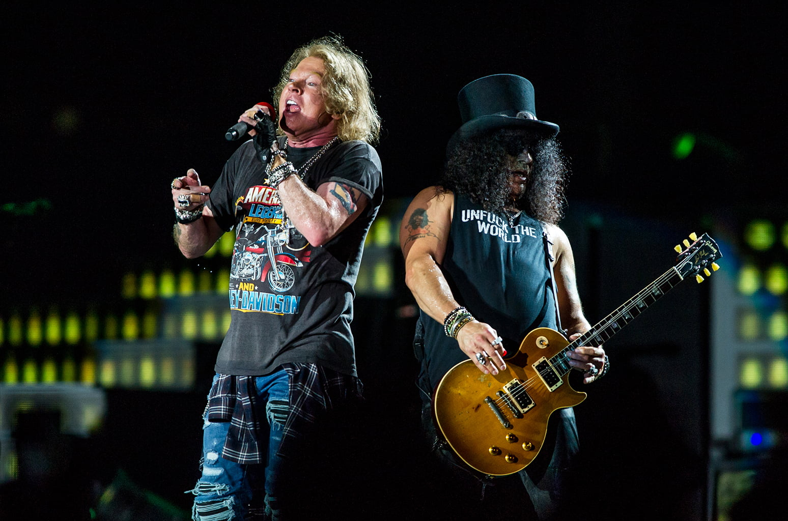 Guns 'N' Roses 'Not In This Lifetime' Tour Photo