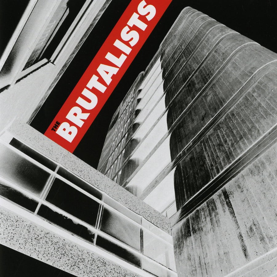 The Brutalists Album Cover