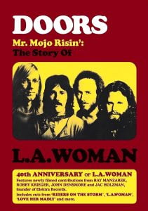Mr. Mojo Rising DVD