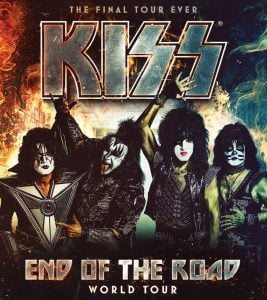 Kiss Album Cover