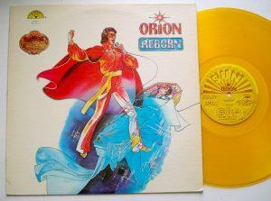Orion Reborn