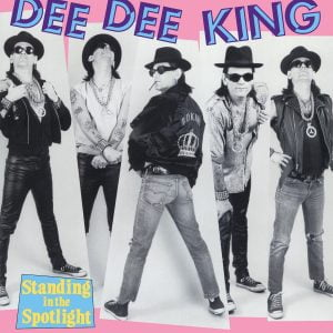 Dee Dee King, Stranded in the Spotlight