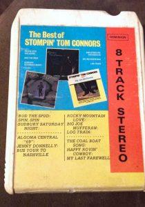 Stompin track 8