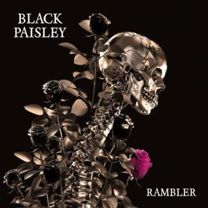 black paisley rambler cover