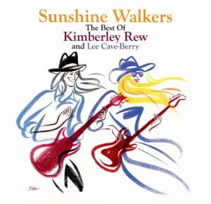 Sunshine Walkers CD Cover